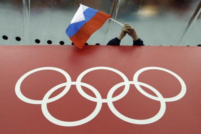 Olympia in Rio findet mit russischen Sportlern statt