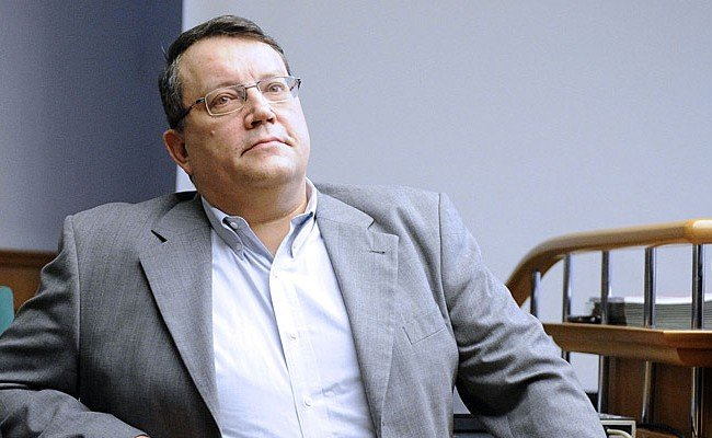 Der als Rechtsextremist bekannte Gottfried Küssel war beim EM-Public Viewing