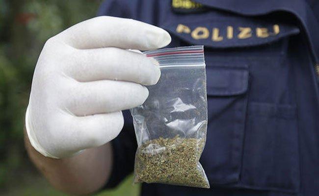 Elf Kilo Marihuana wurden sichergestellt.