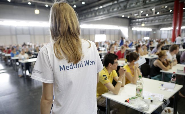 Am Freitag findet unter anderem in der Messe Wien wieder der Aufnahmetest für das Medizinstudium statt.