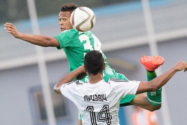 Das Spiel Rapid gegen Torpedo Schodsina ging 0:0 aus.