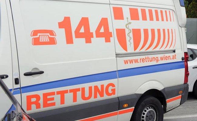In Donaustadt kam es zu einem schweren Unfall
