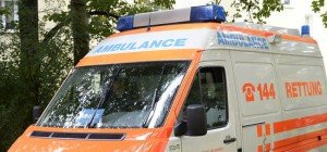Neunjähriger in Wien-Floridsdorf schlug Glastür ein und drohte zu verbluten
