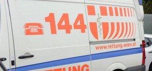 Vierjähriger am Rennweg beim Ausparken angefahren und verletzt