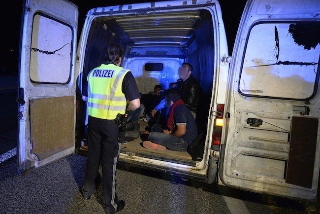Zwei Serben wurden in Korneuburg wegen Schlepperei verurteilt