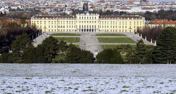 Das Schloss Schönbrunn konnte erneut ein Besucherplus verzeichnen.