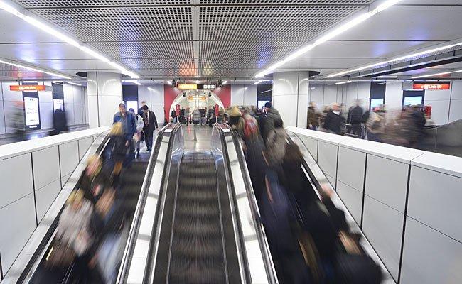 Die Station Stephansplatz soll nun doch keinen zweiten Lift erhalten