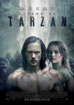 Legend Of Tarzan – Trailer und Kritik zum Film