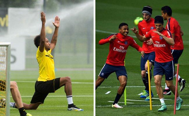 BVB und PSG: Zwei Teams, die in diesem Sommer auf Trainingslager nach Österreich kommen.