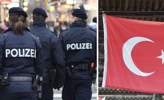 Aufregung in der Wiener Innenstadt: Aktivisten drangen in ein türkisches Tourismusbüro ein