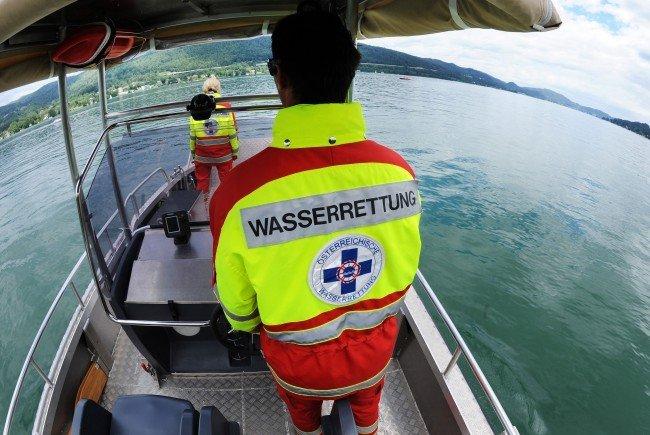 Ein 29-jähriger Wiener wurde tot aus dem Wörthersee geborgen
