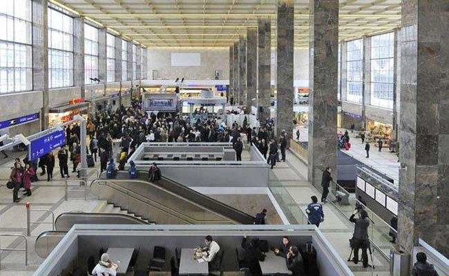 Der Mann wurde am Westbahnhof mit einem Messer attackiert.