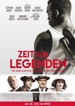 Zeit für Legenden – Trailer und Kritik zum Film