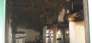 Oberalm: Feuer in Gastronomiebetrieb