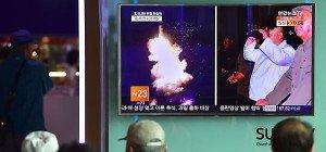 "Nordkorea nannte Raketentest ""größten Erfolg"""