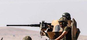 Türkei greift in Nordsyrien kurdisch kontrollierten Ort an