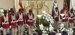 Vizeminister in Bolivien getötet: Bergarbeiter festgenommen