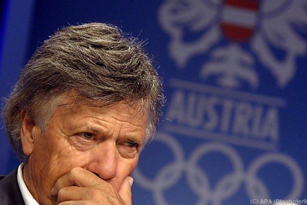"""Schröcksnadel sieht das Förderprojekt """"Rio 2016"""" als Erfolg"""