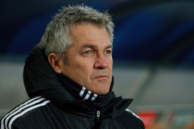 Rosenborg-Trainer Kåre Ingebrigtsen gibt sich vor dem Rückspiel im Lerkendal-Stadion zuversichtlich.