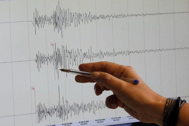 Leichtes Erdbeben im Raum Kindberg in der Steiermark registriert.