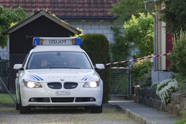 Die Messerattacke ereignete sich in einem Zug im Kanton St. Gallen.