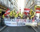 Identitären-Demo: Schwaches Aufgebot am Sonntag in Wien