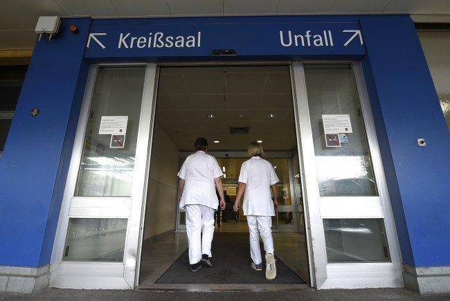 Eine 24-jährige Italienerin ist am Montag in einem Wiener Krankenhaus an Meningitis verstorben