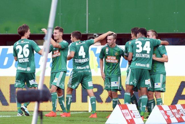 LIVE-Ticker zum Spiel SK Rapid Wien gegen FC Admira Wacker Mödling ab 18.30 Uhr.