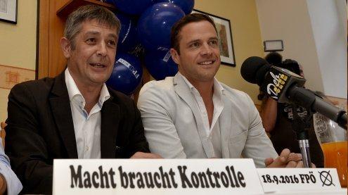 Wahlauftakt in der Leopoldstadt: FPÖ setzt auf ihre Kernthemen