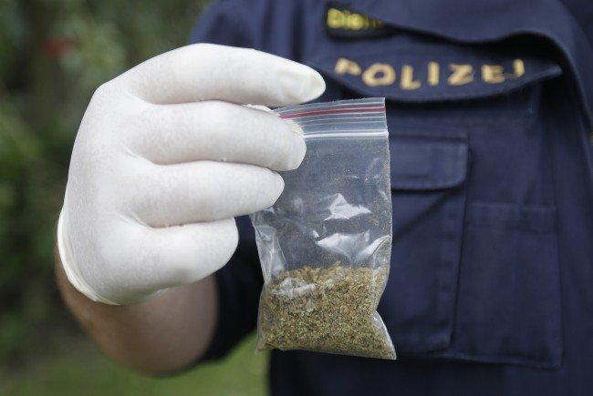 Sieben mutmaßliche Drogendealer wurden am Wochenende in Wien verhaftet.