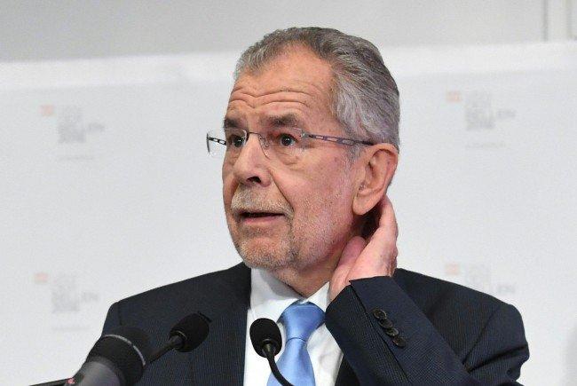 Für Alexander Van der Bellens Wahlkampf wurden mehr als eine Million Euro gespendet.
