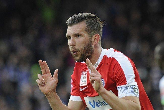 Alex Gorgon wechselt nach Kroatien.
