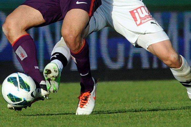 Der FC Liefering spielt am Freitag gegen den Kapfenberger SV.