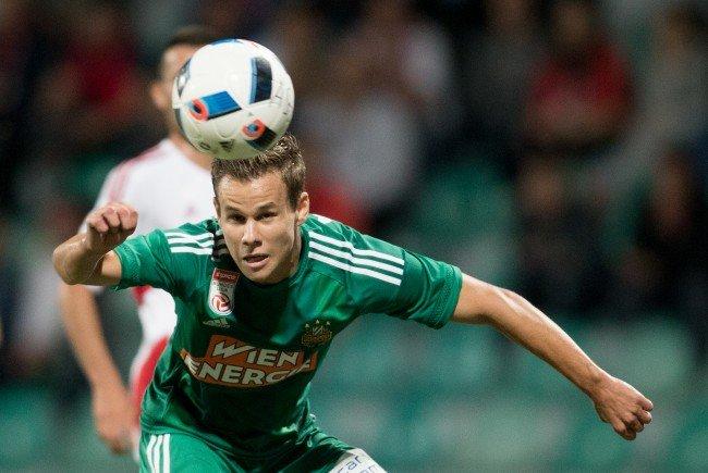 LIVE-Ticker zum Spiel WAC gegen Rapid Wien ab 16.30 Uhr.