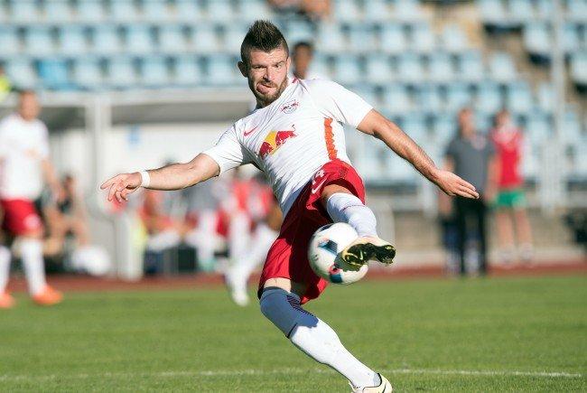 Valon Berisha will mit Red Bull Salzburg endlich in die Champions League.