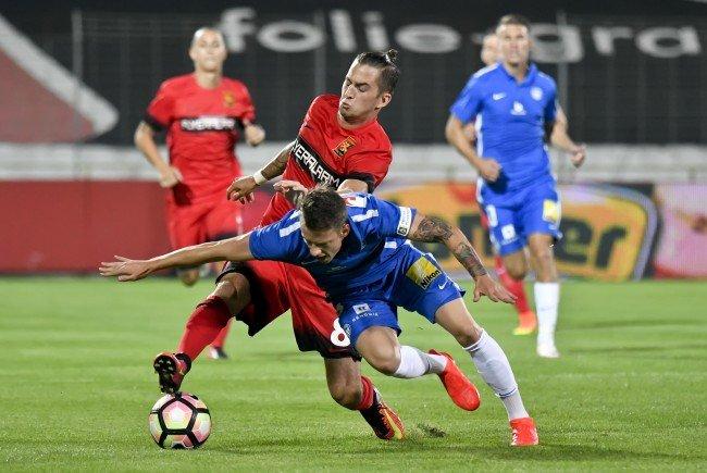 Schafft die Admira auswärts bei Slovan Liberec noch die Wende?