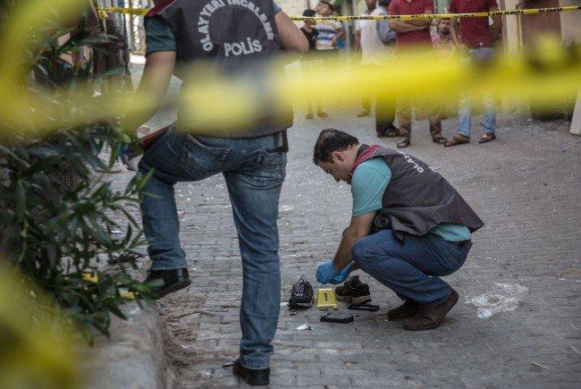 Bei dem Anschlag kamen mehrere Menschen ums Leben.