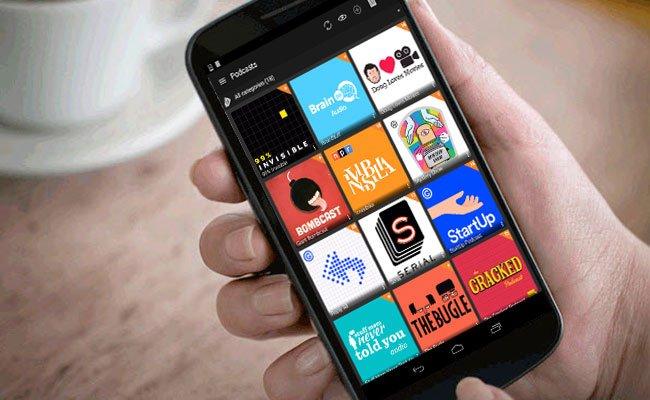 """Die App der Woche für Audiophile: """"Podcast & Radio Addict"""""""
