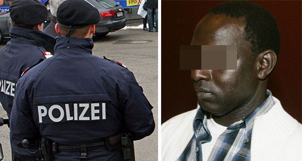Bei dem Beschuldigten handelt es sich um einen von drei mittlerweile entlassenen WEGA-Beamten, die Bakary J. folterten.