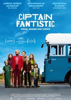 Captain Fantastic – Einmal Wildnis und zurück – Trailer und Kritik zum Film