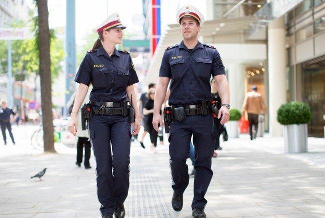 Die Wiener Grätzlpolizisten sind am Donnerstag im 6. und 7. Bezirk im Einsatz.