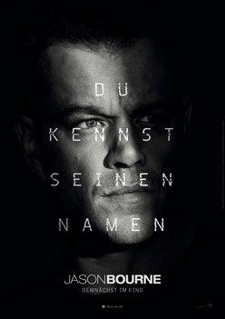 Jason Bourne – Trailer und Kritik zum Film