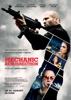 The Mechanic: Resurrection – Trailer und Kritik zum Film