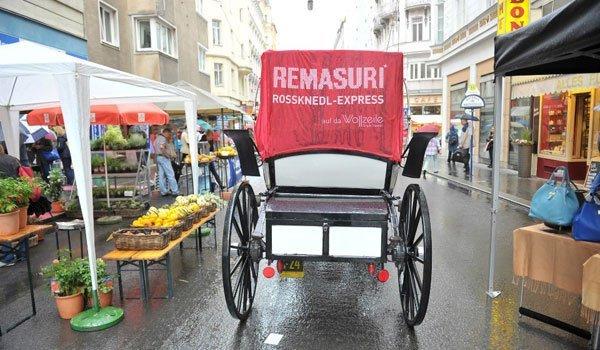 Auf der Wollzeile findet wieder das Remasuri statt