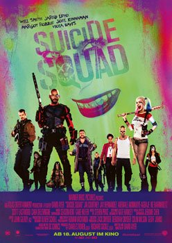 Suicide Squad – Trailer und Kritik zum Film