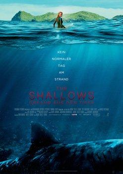 The Shallows – Gefahr aus der Tiefe – Trailer und Kritik zum Film