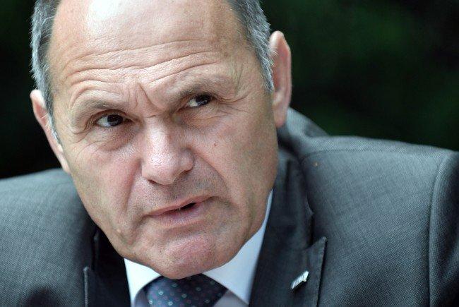 Innenminister Sobotka will kleinere Delikte aus dem Strafrecht entfernen