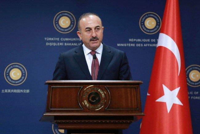 Außenminister Mevlüt Cavusoglu zieht den Botschafter aus Wien ab