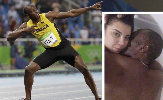 Usain Bolt ist mit einer brasilianischen Studentin im Bett gelandet.