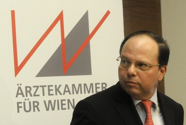 Der Präsident der Wiener Ärztekammer im Interview